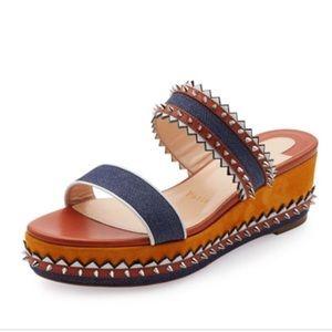 Christian Louboutin Montezuplage Sandals